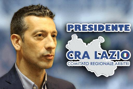 Dobosz presidente CRA 2021 22