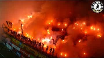 Tifo AEK PAOK 1